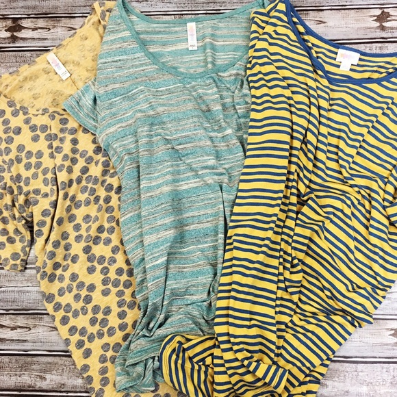 Women's Clothing New Lularoe Irma Shirt S Vivid And Great In Style Clothing, Shoes & Accessories